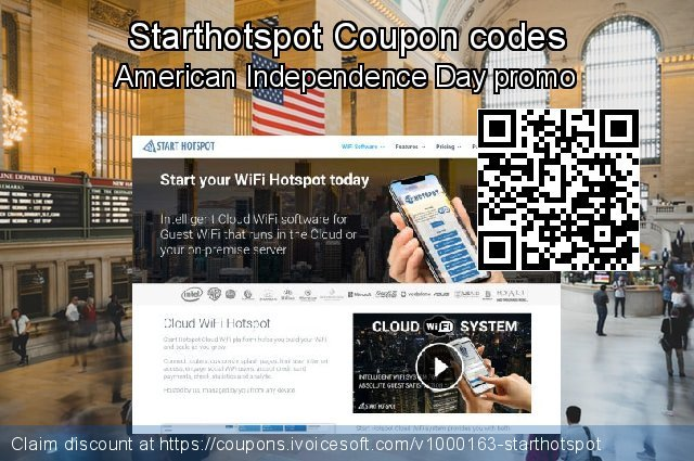 Starthotspot Coupon code for 2020 Happy New Year