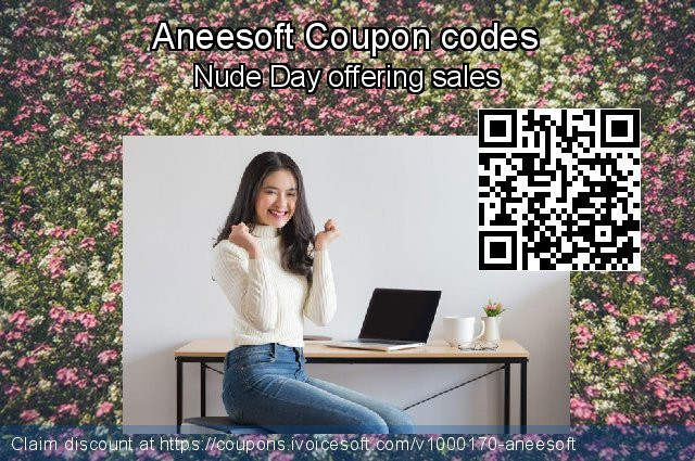 Aneesoft Coupon code for 2019 Summer