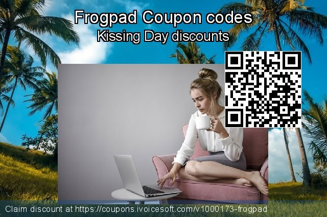 Frogpad Coupon code for 2020 New Year's Weekend
