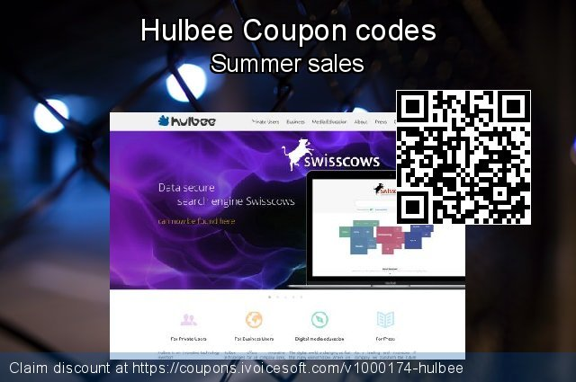 Hulbee Coupon code for 2019 Back to School coupons
