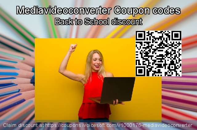 Mediavideoconverter Coupon code for 2020 New Year's Day