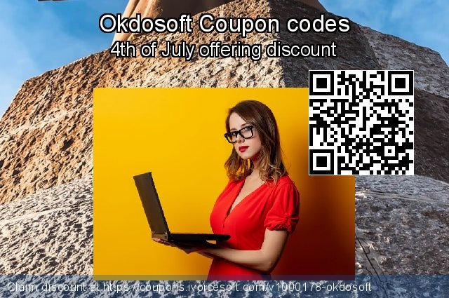 Okdosoft Coupon code for 2020 Summer