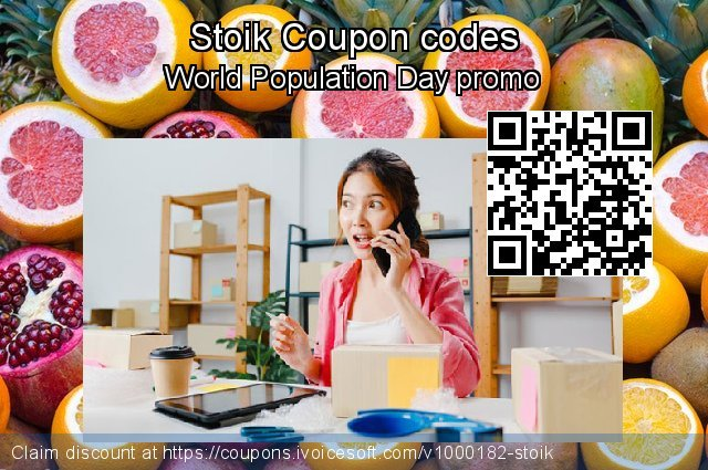 Stoik Coupon code for 2020 4th of July
