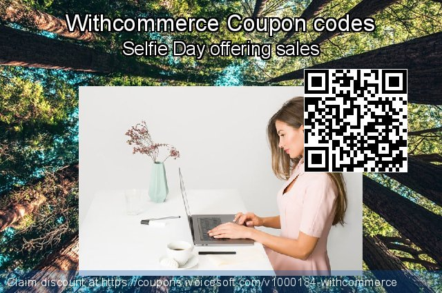 Withcommerce Coupon code for 2019 4th of July