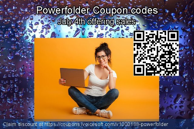 Powerfolder Coupon code for 2021 April Fools' Day