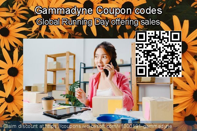 Gammadyne Coupon code for 2020 Happy New Year