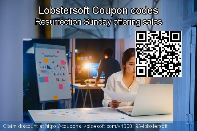 Lobstersoft Coupon code for 2019 Back to School shopping