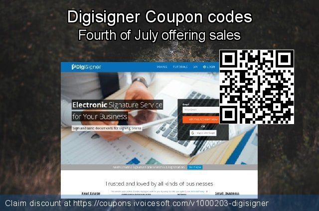 Digisigner Coupon code for 2021 Daylight Saving