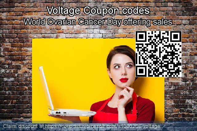 Voltage Coupon code for 2019 Back to School Promos
