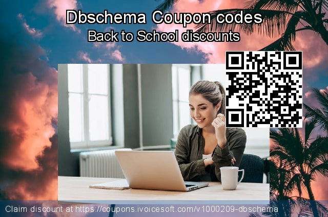 Dbschema Coupon code for 2019 End year