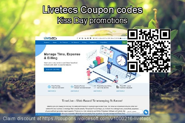 Livetecs Coupon code for 2021 April Fools' Day