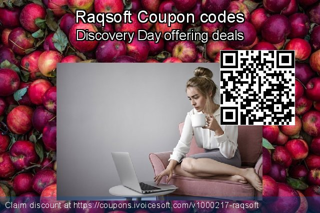 Raqsoft Coupon code for 2019 Xmas Day