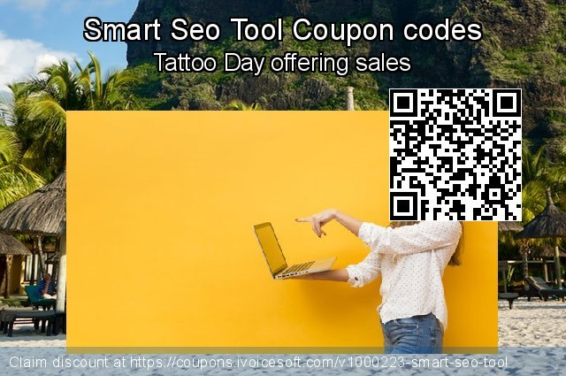 Smart Seo Tool Coupon code for 2020 Spring
