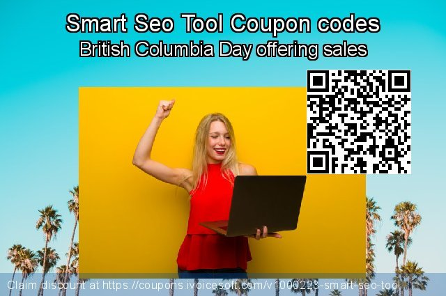 Smart Seo Tool Coupon code for 2020 Labour Day