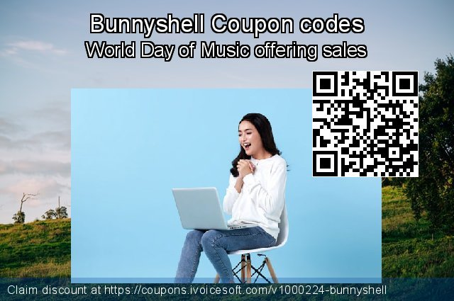 Bunnyshell Coupon code for 2019 New Year's Day