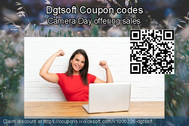 Dgtsoft Coupon code for 2019 Xmas Day