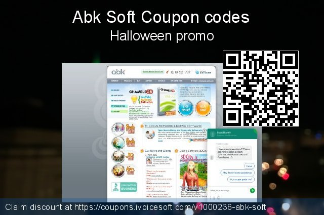 Abk Soft Coupon code for 2019 Summer