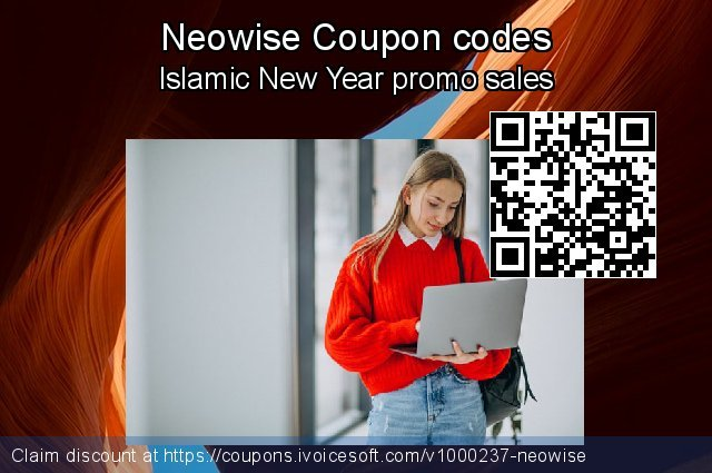 Neowise Coupon code for 2020 Teacher deals