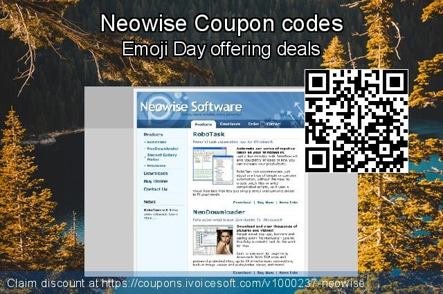 Neowise Coupon code for 2019 Father's Day