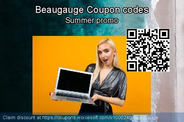 Beaugauge Coupon code for 2020 Black Friday