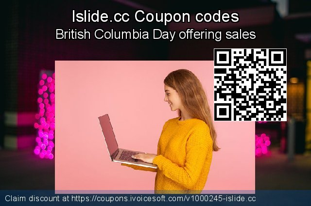 Islide.cc Coupon code for 2019 Summer