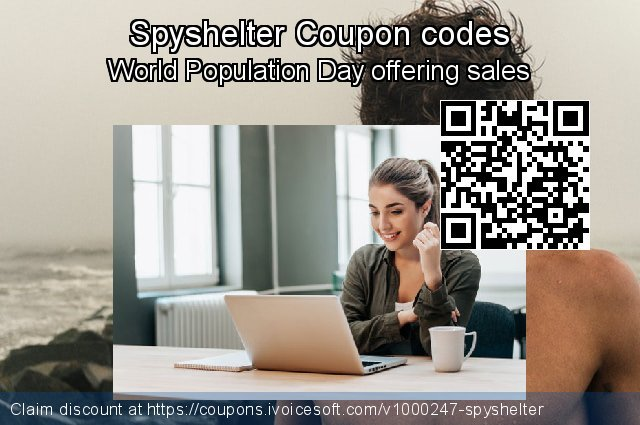 Spyshelter Coupon code for 2019 American Independence Day