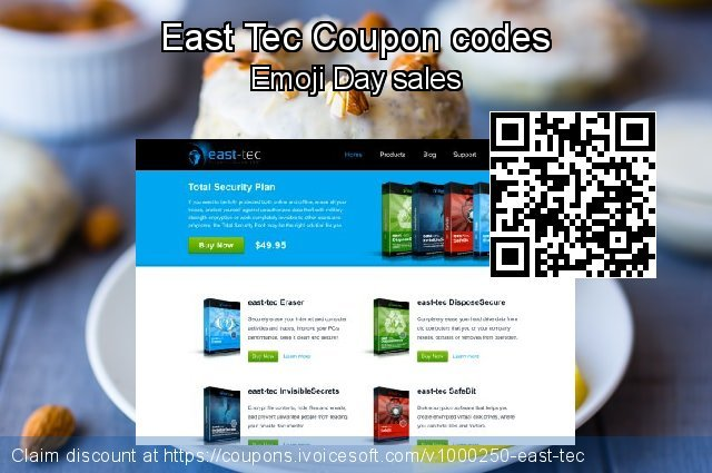 East Tec Coupon code for 2020 American Independence Day