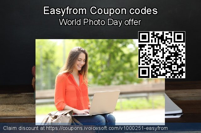 Easyfrom Coupon code for 2020 Fourth of July