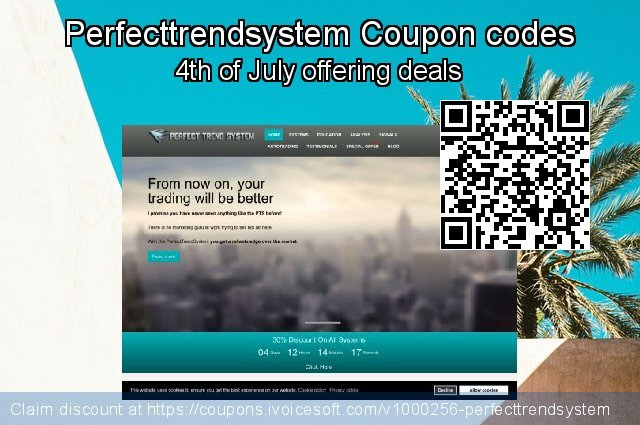 Perfecttrendsystem Coupon code for 2019 Back to School shopping