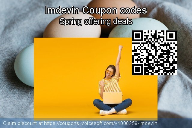 Imdevin Coupon code for 2019 Thanksgiving