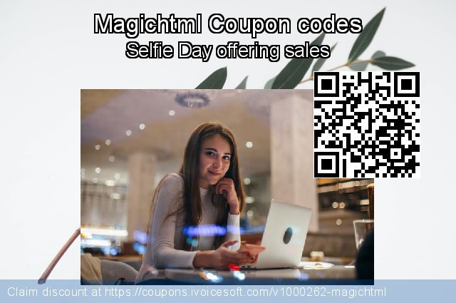 Magichtml Coupon code for 2020 4th of July