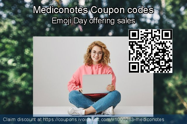 Mediconotes Coupon code for 2019 Fourth of July