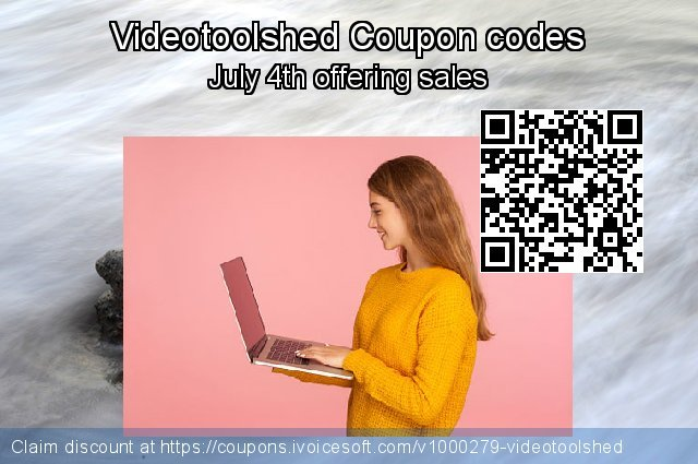 Videotoolshed Coupon code for 2019 Christmas Day