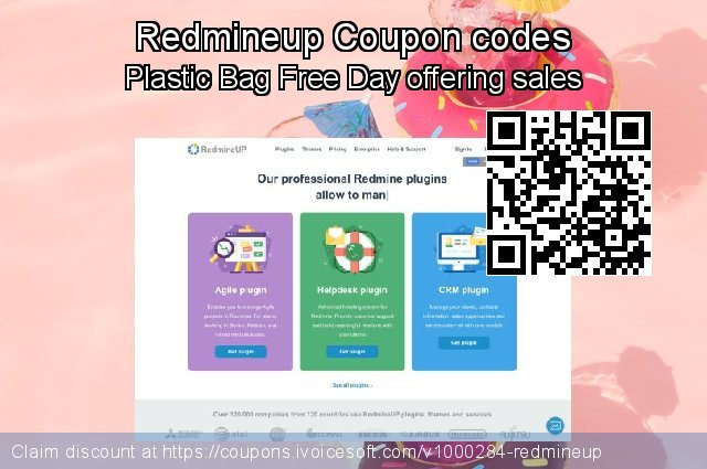 Redmineup Coupon code for 2020 July 4th