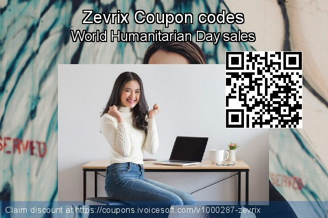 Zevrix Coupon code for 2020 Spring