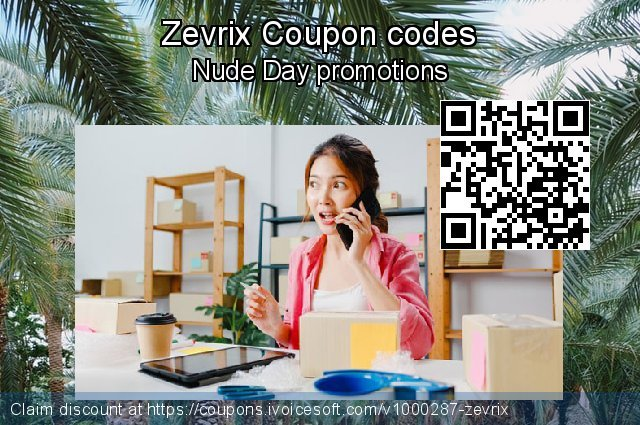 Zevrix Coupon code for 2020 New Year