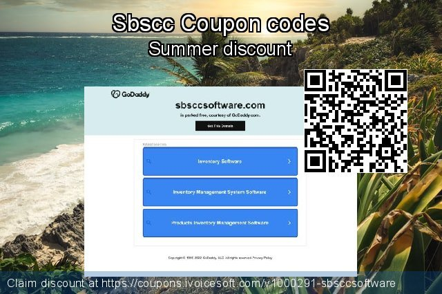 Sbscc Coupon code for 2019 College Student deals