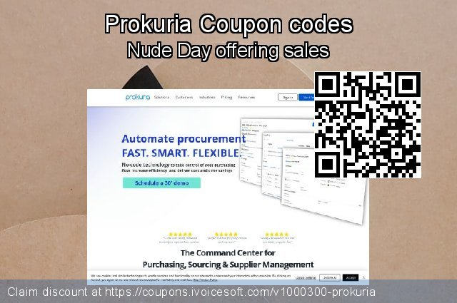 Prokuria Coupon code for 2020 American Independence Day