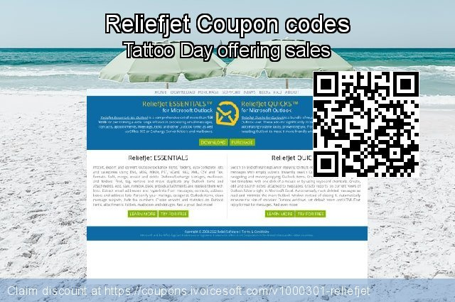 Reliefjet Coupon code for 2020 College Student deals