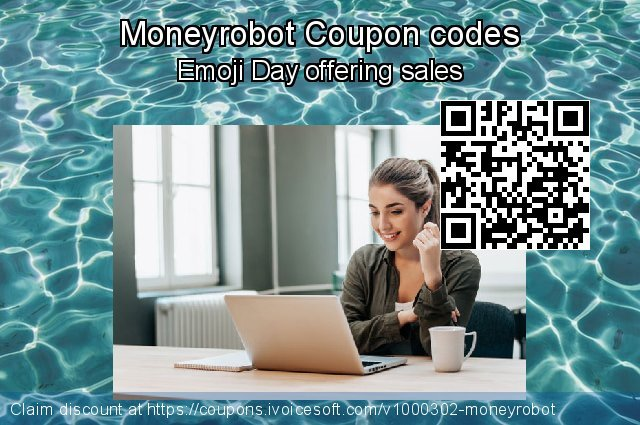 Moneyrobot Coupon code for 2020 Working Day