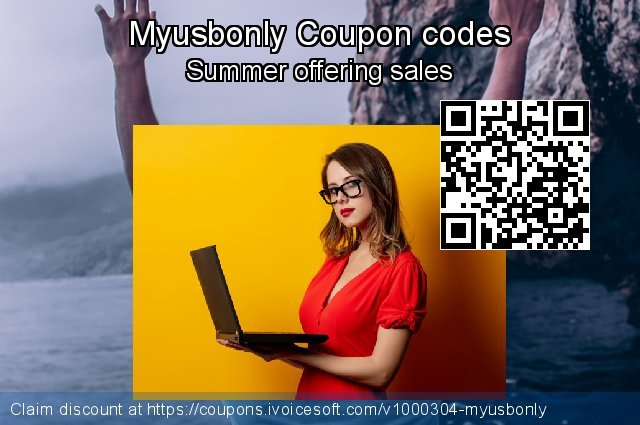 Myusbonly Coupon code for 2019 Exclusive Student discount