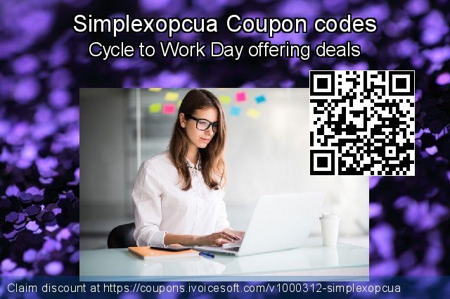 Simplexopcua Coupon code for 2021 Women Day