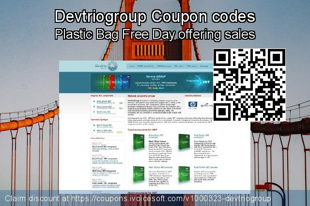 Devtriogroup Coupon code for 2019 Thanksgiving Day