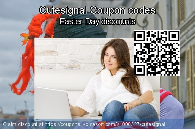 Cutesignal Coupon code for 2019 American Independence Day