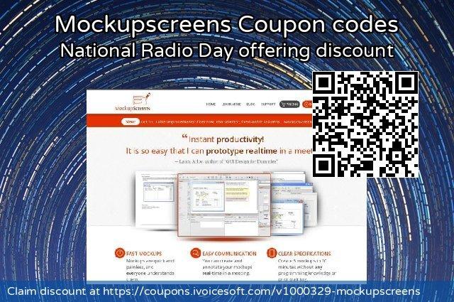 Mockupscreens 令人震惊的 产品销售, 2021 发条