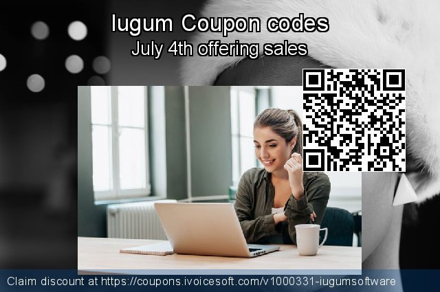 Iugum Coupon code for 2019 July 4th