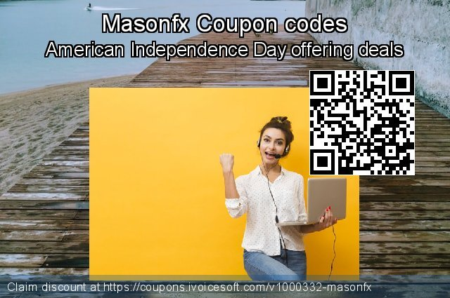 Masonfx Coupon code for 2019 College Student deals