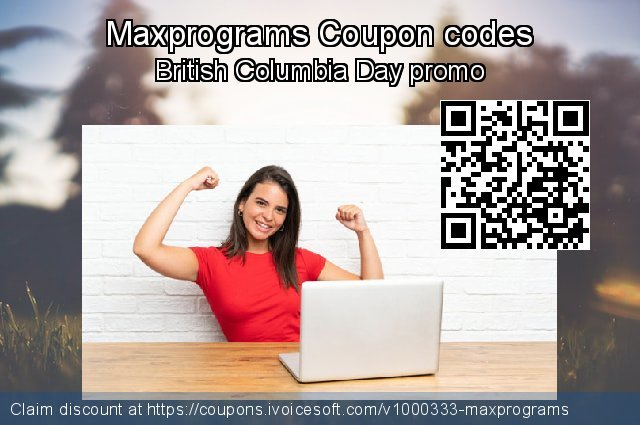 Maxprograms Coupon code for 2019 College Student deals