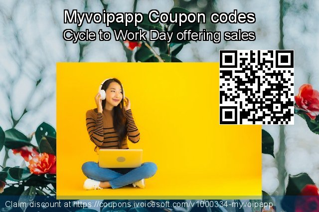 Myvoipapp Coupon code for 2020 New Year's Weekend