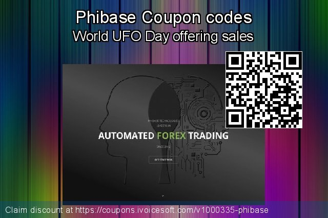 Phibase Coupon code for 2019 Summer